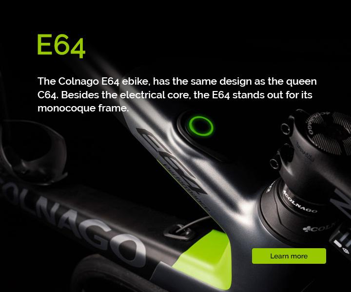 Colnago E64