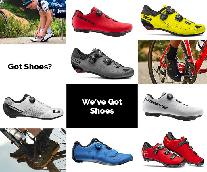 Hero We've Got Shoes