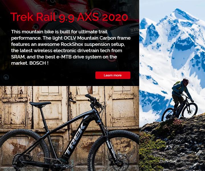 Trek Rail 9.9 AXS 2020