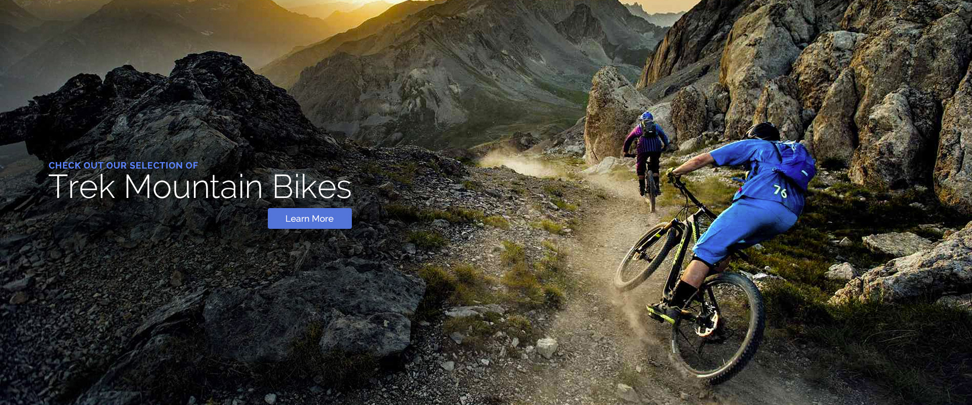 Trek Mountain Bikes