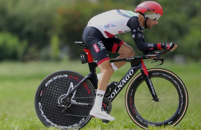 Colnago TT Bike