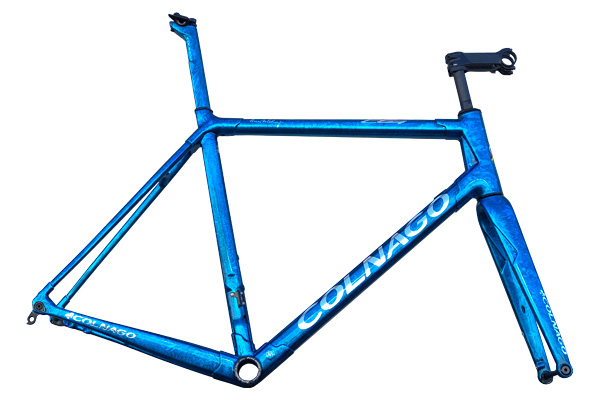 Colnago C64 Frozen Blue Disc